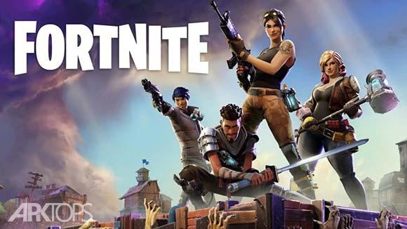 Fortnite Battle Royale v5.2.1 دانلود بازی انلاین و جذاب فورتنایت