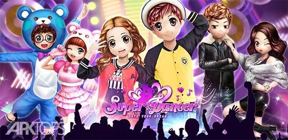 Super Dancer دانلود بازی دنسر بزرگ