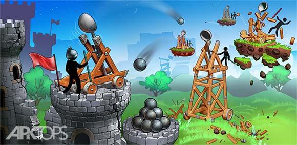 The Catapult دانلود بازی منجنیق