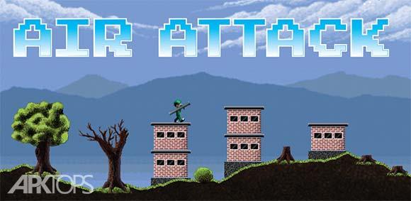 Air Attack دانلود بازی حمله ی هوایی