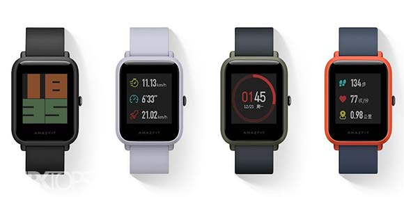 My WatchFace for Amazfit Bip دانلود برنامه ظاهر ساعت من برای ساعت های امیزفیت شیائومی