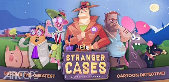 Stranger Cases A Mystery Escape دانلود بازی پرونده های عجیب فرار راز الود