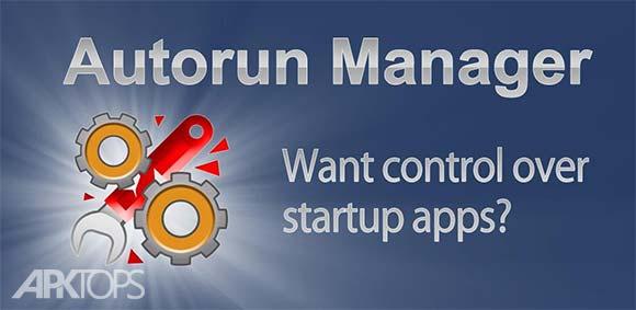 Autorun Manager دانلود برنامه مدیریت باز شدن خودکار برنامه ها