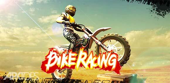 Bike Racing 3D دانلود بازی مسابقه موتور سواری