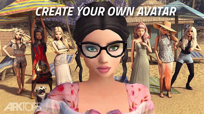 Avakin Life 3D virtual world v1.032.03 دانلود بازی زندگی اواکین در دنیای مجازی + مود اندروید