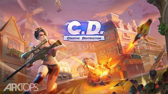 Creative Destruction دانلود بازی تخریب خلاقانه