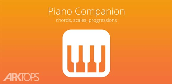 Piano Chords Scales Progression Companion PRO دانلود برنامه پیانوی کامل