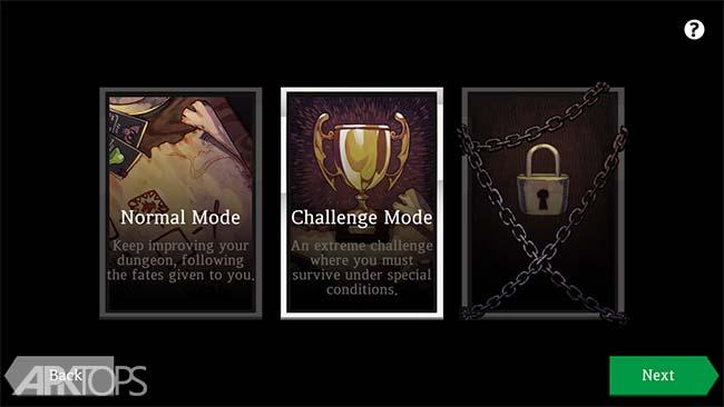 Dungeon Maker v1.9.3 دانلود بازی جذاب سازنده ی سیاهچال + مود اندروید