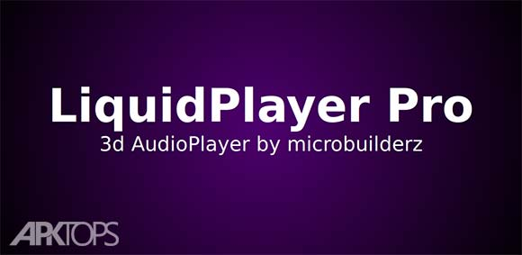 LiquidPlayer Pro music equalizer mp3 radio 3D دانلود برنامه لیکویید پلیر