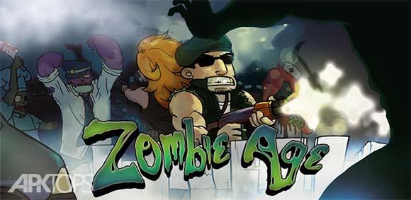 Zombie Age دانلود بازی عصر زامبی ها