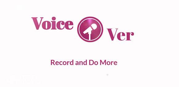 VoiceOver Record and Do More دانلود برنامه ضبط صدا و ایجاد تغییرات