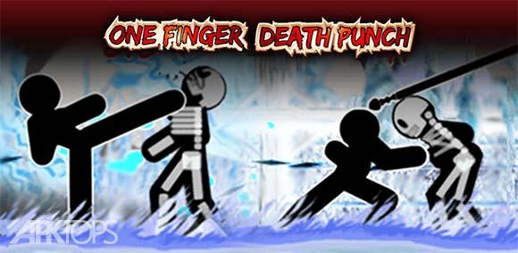 One Finger Death Punch دانلود بازی کشتن با یک ضربه ی انگشت