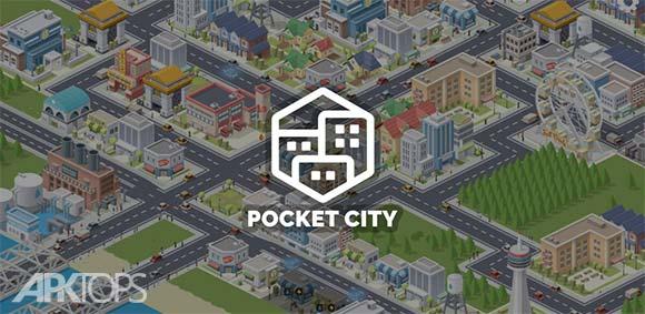 Pocket City دانلود بازی شهر جیبی