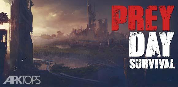 Prey Day Survival Craft & Zombie دانلود بازی روز شکار