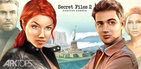 Secret Files 2 Puritas Cordis دانلود بازی فایل های مخفی2