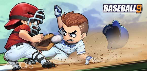 BASEBALL 9 دانلود بازی بیس بال