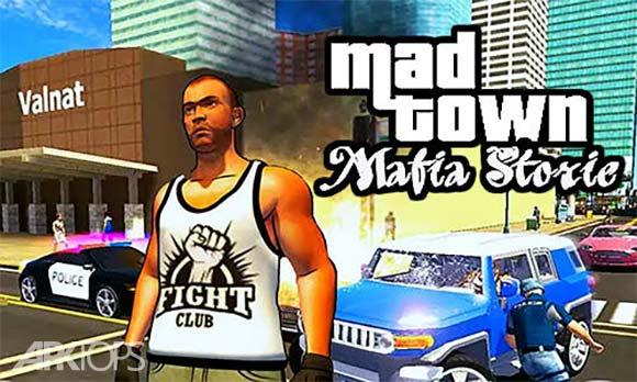 Mad Town Mafia Storie 2018 دانلود بازی داستان مافیای شهر دیوانه