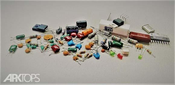Radio components calculator دانلود برنامه ماشین حساب قطعات الکترونیکی