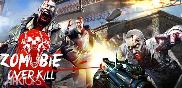 Zombie Overkill 3D دانلود بازی کشتار زامبی ها