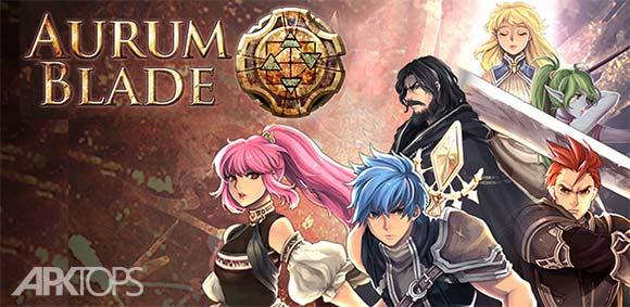 Aurum Blade EX دانلود بازی شمشیر اوروم