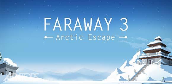 Faraway 3 Arctic Escape دانلود بازی خیلی دور 3 فرار در قطب شمال