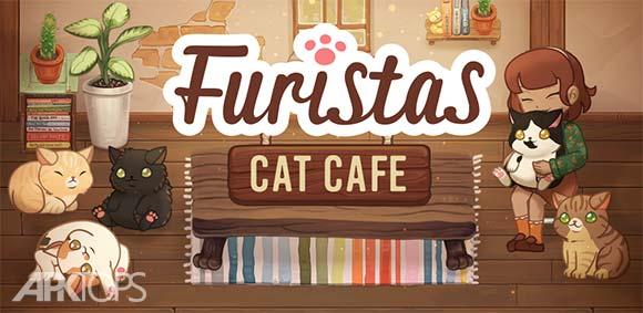 Furistas Cat Cafe دانلود بازی کافه ی بزرگ گربه ها