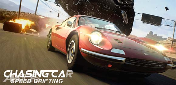 Chasing Car Speed Drifting دانلود بازی تعقیب ماشین پر سرعت با دریفت