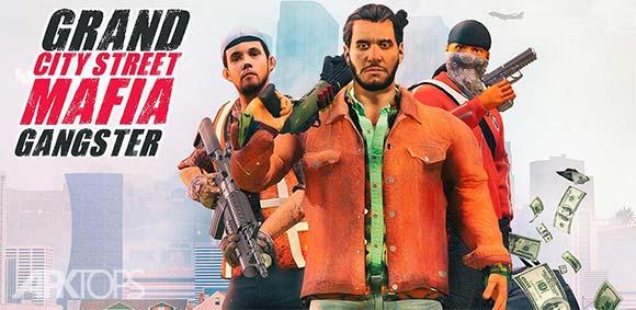Grand City Street Mafia Gangster دانلود بازی گنگستر های مافیا در خیابان های شهر بزرگ
