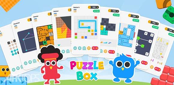 Puzzle Box Classic Puzzles All in One دانلود بازی جعبه پازل ها