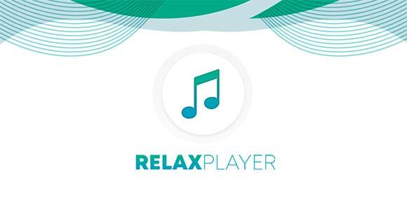 Relax Player دانلود برنامه پخش کننده موسیقی ریلکس پلیر