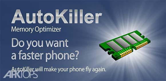 AutoKiller Memory Optimizer دانلود برنامه پاک سازی رم و بهینه سازی گوشی