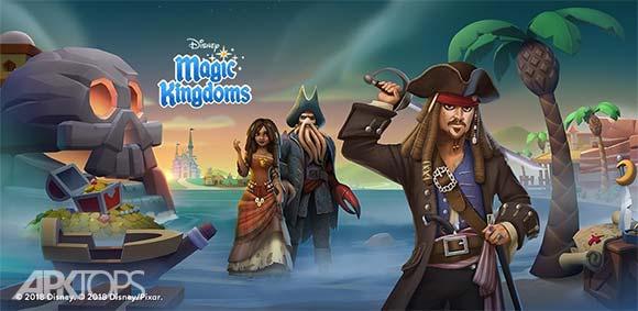 Disney Magic Kingdoms دانلود بازی پادشاهی های جادویی دیزنی