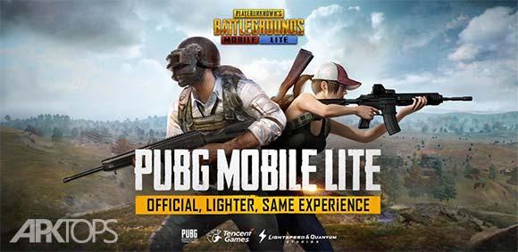 PUBG MOBILE LITE دانلود بازی فوق العاده پابجی موبایل نسخه سبک