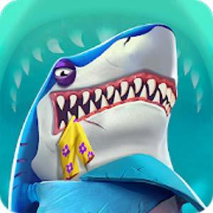 Hungry Shark Heroes v2.0 دانلود بازی قهرمان های کوسه گرسنه
