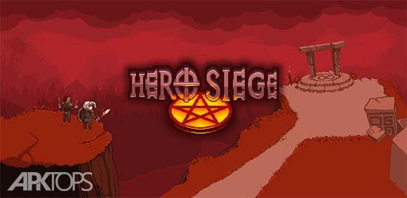 Hero Siege Pocket Edition دانلود بازی محاصره ی قهرمان