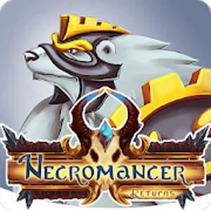 Necromancer Returns Full v1.0.21 دانلود بازی بازگشت ساحر + مود اندروید