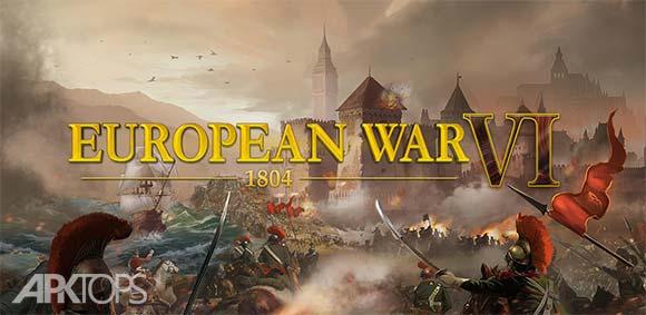 European War 6 1804 دانلود بازی جنگ اروپایی 1084