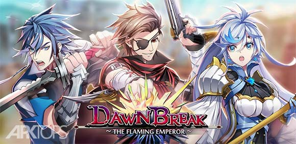 Dawn Break The Flaming Emperor دانلود بازی اغاز شکست امپراتوری سوزان