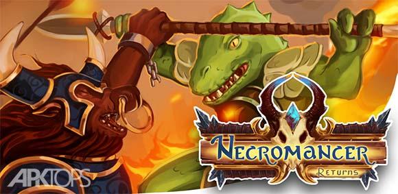 Necromancer Returns Full دانلود بازی بازگشت ساحر