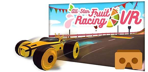 All-Star Fruit Racing VR دانلود بازی مسابقه تمامی ستاره های میوه ای
