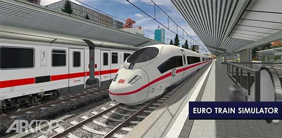 Euro Train Simulator 2 دانلود برنامه شبیه سازی قطار اروپا2
