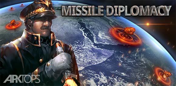 Missile Diplomacy دانلود بازی دیپلماسی موشکی