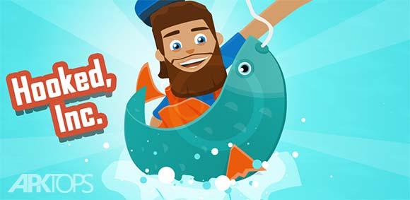 Hooked Inc Fisher Tycoon دانلود بازی سرمایه گذاری در ماهیگیری