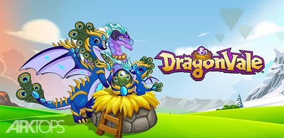 DragonVale دانلود بازی دره اژدهایان