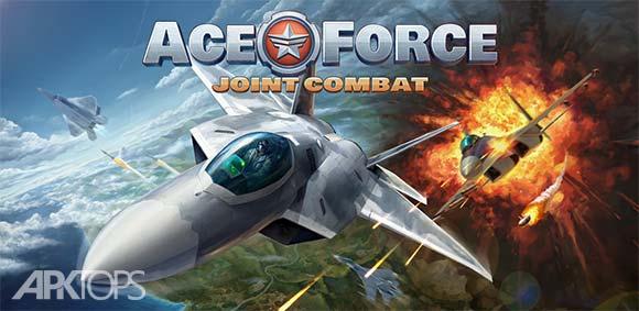 Ace Force Joint Combat دانلود بازی نیروی پیشتاز عملیات مشترک