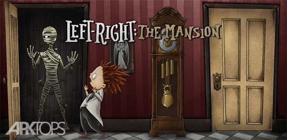 Left-Right The Mansion دانلود بازی از چپ به راست عمارت