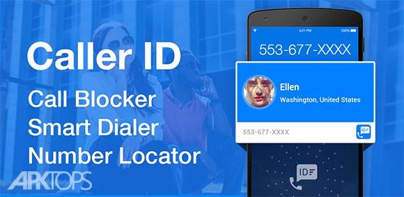 Caller ID & Call Blocker دانلود برنامه کالرای دی و مسدود سازی تماس ها