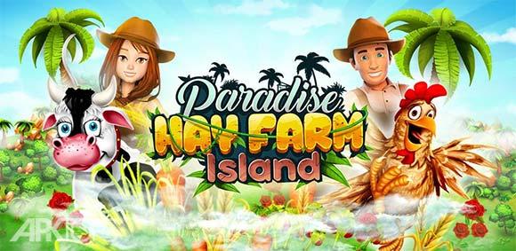 Paradise Hay Farm Island دانلود بازی بهشت مزرعه ی جزیره