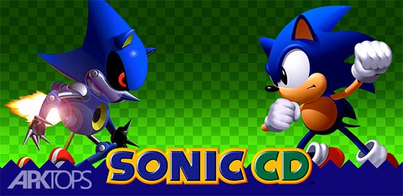 Sonic CD Classic <strong>دانلود</strong> بازی <strong>خاطره</strong> <strong>انگیز</strong> <strong>سونیک</strong> <strong>کلاسیک</strong>