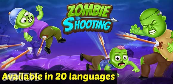 Zombie Shooting Kill Zombies Shooter دانلود بازی تیراندازی به زامبی ها
